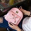 Мини рюкзак с бантиком, фото 6