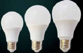 Светодиодные лампы для люстр, бра, светильников и настольных ламп (Е27, Е14, Е40)