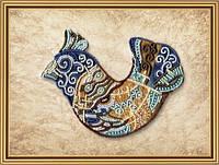 Набор для вышивания бисером Дар-птица