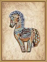 Набор для вышивания бисером Дивная лошадь