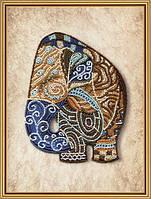 Набор для вышивания бисером Индийский слон