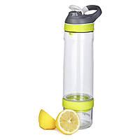 Бутылка спортивная Contigo Cortland Infuser 0,72 л лимонная 1000-0670