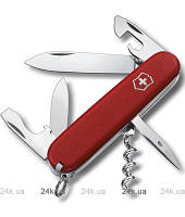 Нож Викторинокс Army Knife 91мм/12предм./красн.нейлон