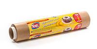 Бумага для выпечки 50м+5м/29см Top Pack (коричневая)-ящик 12 шт
