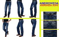 Модные мужские джинсы из плотного коттона.