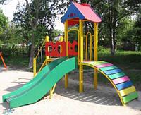 Игровой комплекс «Козацька вежа», детская площадка, фото 1