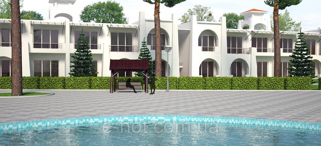 Проектирование каркасной гостиницы