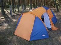 Палатка туристическая 4-х местная Coleman 1036, фото 1