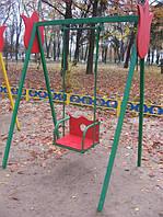 Качели «Смешинка», детская площадка