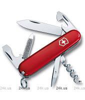 Нож Викторинокс Sportsman 84мм/13предм./красн.
