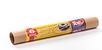 Бумага для выпечки 6м/29см Top Pack коричневый-ящик 50 шт