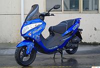 Скутер, мотороллер Spark SP150S-28