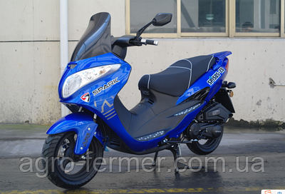 Скутер, мотоцикл Spark SP150S-28 (безкоштовна доставка)