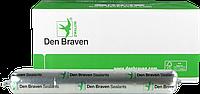 Низкомодульный гибридный герметик для фасадных швов Hybriseal Facade 600ml Den Braven