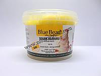 """Мастика для покрытия и декорирования """"Желтая 100 г."""" ТМ  """"Blue Bead"""""""