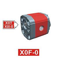 Гидронасос Vivoil XF002 - фланец ø22 под форму корпуса (Задняя секция)