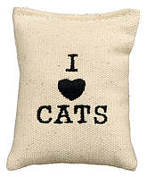 Подушка Trixie Catnip Cushion для кошек с кошачьей мятой, 9 см