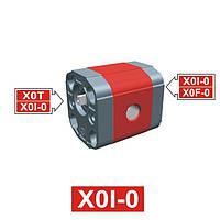 Гидронасос Vivoil XI002 - фланец ø22 под форму корпуса (Промежуточная секция)