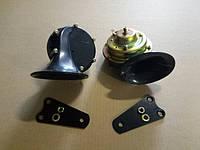 Сигнал звуковой КАМАЗ электрич. (С306-Г+С307-Г) (компл.) (покупн. КамАЗ) С306Д/С307Д-01
