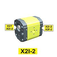Vivoil насос гидравлический XI202 - фланец ø36.5 под форму корпуса (Промежуточная секция)