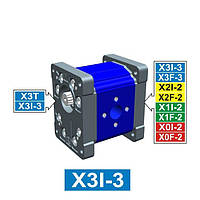 Гидронасос Vivoil XI301 - фланец ø50.8 (Промежуточная секция)