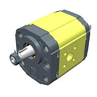 Насос шестерневий гідравлічний Vivoil XR213 - фланець ø50 тип 'HY'