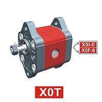 Гидронасос Vivoil XT001 - фланец ø22 (Передняя секция)