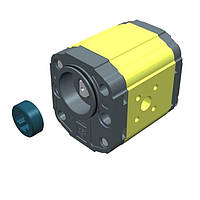 Гидромотор Vivoil XU216 - фланец ø52 тип 'BH'. Немецкий стандарт