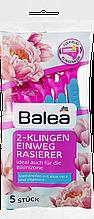 Одноразовые бритвы Einwegrasierer 2-Klingen 5шт