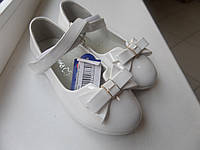 CLIBEE-Apawwa-03 WHITE Туфли девочка
