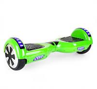"""Гироскутер Smart Balance Wheel Simple 6,5"""" Green +Сумка +Спиннер в Подарок! (Гарантия 12 Месяцев)"""