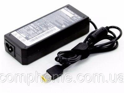 Блок питания Lenovo 20V - 4.5A - 90W (USB+PIN) (Оригинал)