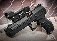 Пневматический пистолет Beeman P17 с коллиматорным прицелом