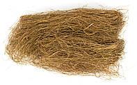 Наполнитель для подарка Сизаль коричневого цвета 10 грамм