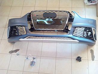 Передний бампер RSQ3 для Audi Q3 2011-2015