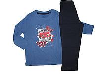 Пижама трикотажная для мальчика, размеры 86/92,110/116, Lupilu, арт. 320