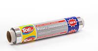 Фольга пищевая алюминиевая для запекания 150м/28см Top Pack (вес рулона 1100 гр)-ящик 12 шт