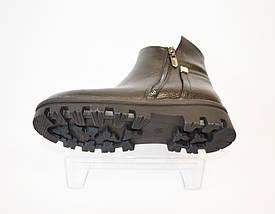 Ботинки кожаные женские El Passo 2241, фото 2