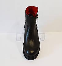 Ботинки кожаные женские El Passo 2241, фото 3