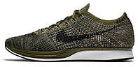 Мужские кроссовки Nike Flyknit Racer Rough Green