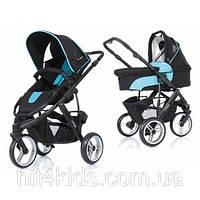 Универсальная коляска ABC Design Cobra (2 в 1) Turquoise-black голубой с черным (3882/212)