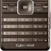 Клавиатура Sony K770 gold