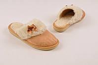 Тапочки для девочки комнатные подошва из полиуретана БЕЛСТА 802-05 Размер:30,31,32,33,34