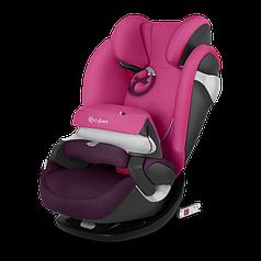 Детское автокресло Cybex Pallas M-Fix Mustic Pink