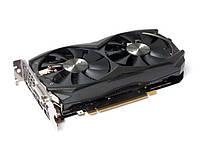 Видеокарта GeForce GTX960 OC, Zotac, AMP! Edition, 4Gb DDR5, 128-bit, DVI/HDMI/3xDP, 1329/7010MHz (ZT-90309-10M) (Ref)