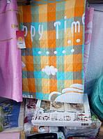 Детское одеяльце в ассортименте цветов_ натуральный лен _оптом от 5 шт