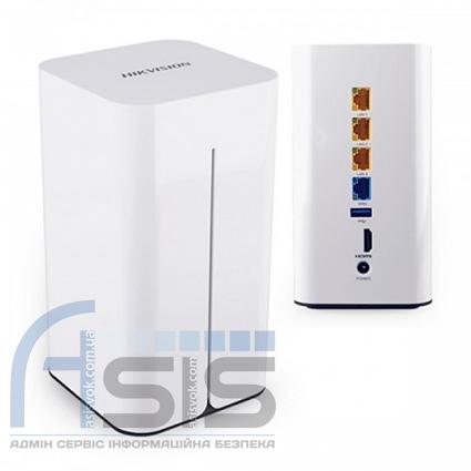 8-канальный сетевой видеорегистратор DS-7108NI-E1/V/W, фото 2