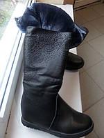 Подростковые зимние сапожки на девочек K921-6