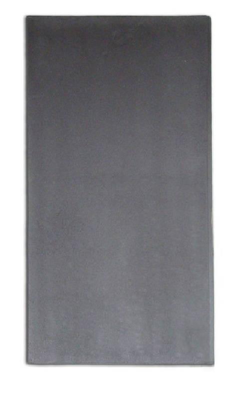 Настил варочный чугунный сплошной (70 х 34 см)