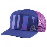 Кепка Рибок Run Club Trucker Hat с сеткой BR9429